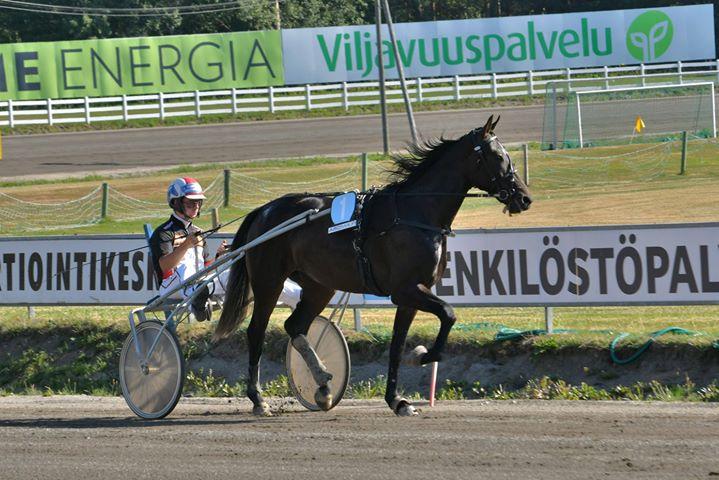 Tom Boy Poof Mikkelissä 31.7.2018 (Kuva: Kati Sepponen)